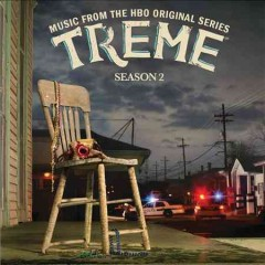 Treme. Season 2 music from the HBO original series cover image