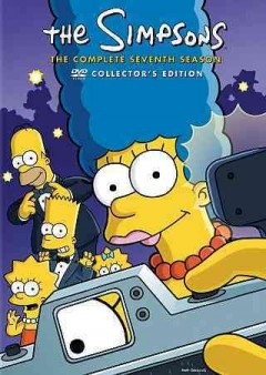 The Simpsons. Season 7 cover image