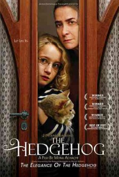 The hedgehog cover image
