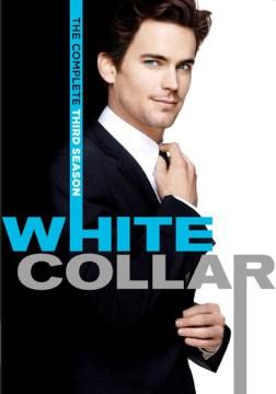 White collar. Season 3 cover image