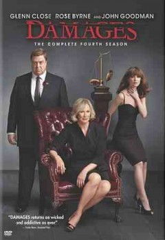 Damages. Season 4 cover image