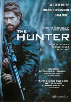The hunter cover image