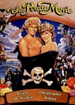 The pirate movie cover image