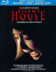 Silent house [Blu-ray + DVD combo] cover image