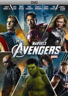 Marvel's The Avengers cover image