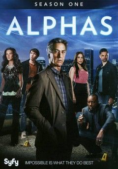 Alphas. Season 1 cover image