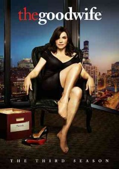 The good wife. Season 3 cover image