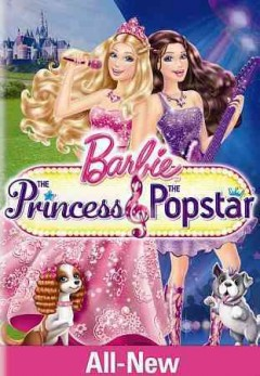 The princess & the popstar cover image