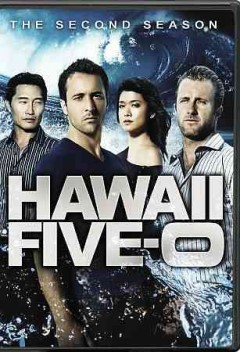 Hawaii Five-O. Season 2 cover image