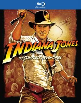Indiana Jones the complete adventures cover image