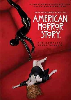 American horror story. Season 1 cover image