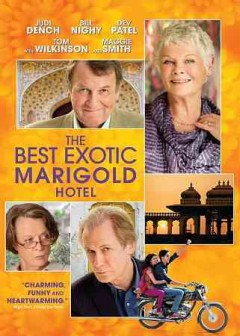 The best exotic Marigold Hotel cover image