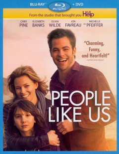 People like us [Blu-ray + DVD combo] cover image