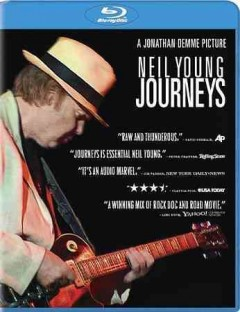 Neil Young journeys cover image