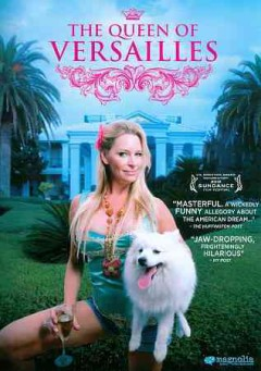 The queen of Versailles cover image