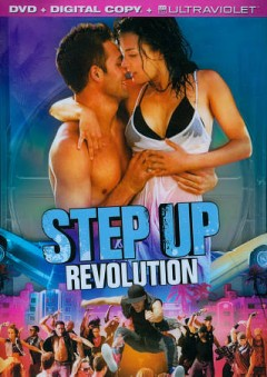 Step up revolution cover image