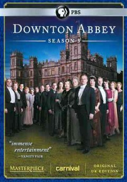 Downton Abbey. Season 3 cover image