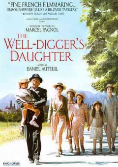 The well-digger's daughter cover image