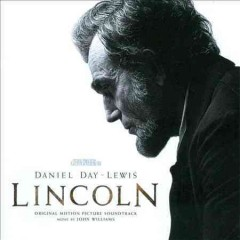 Lincoln original motion picture soundtrack cover image