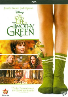 The odd life of Timothy Green cover image