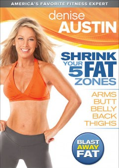 Shrink your 5 fat zones cover image