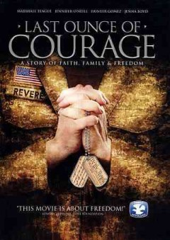 Last ounce of courage cover image