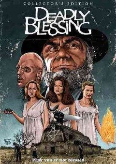 Deadly blessing cover image