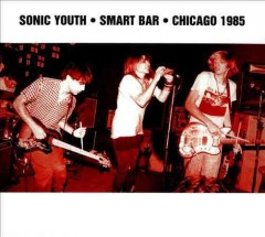 Smart Bar, Chicago 1985 cover image