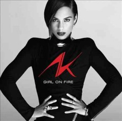 Girl on fire cover image