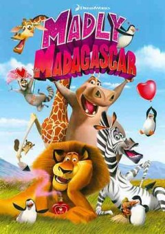 Madly Madagascar cover image