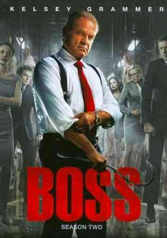 Boss. Season 2 cover image