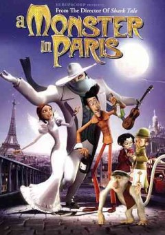 A monster in Paris cover image
