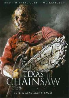 Texas chainsaw cover image