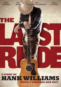 The last ride cover image