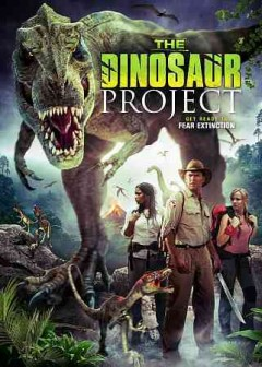 The dinosaur project cover image