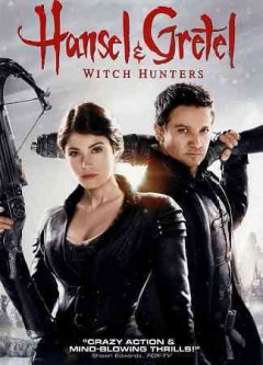 Hansel & Gretel witch hunters cover image