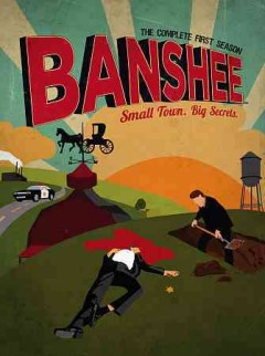Banshee. Season 1 cover image
