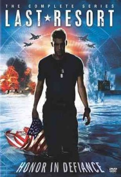 Last resort. The complete series cover image