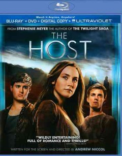 The host [Blu-ray + DVD combo] cover image