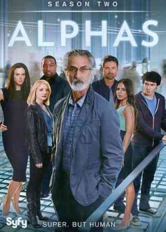 Alphas. Season 2 cover image