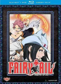Fairy tail. Collection 6 [Blu-ray + DVD combo] cover image