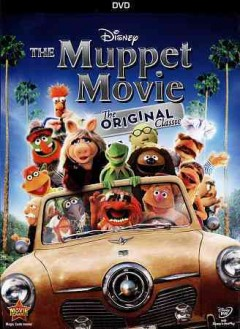 The Muppet movie cover image