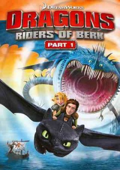 Dragons. Riders of Berk. Part 1 cover image