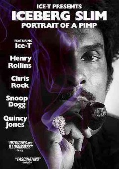 Iceberg Slim portrait of a pimp cover image