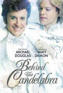 Behind the candelabra cover image