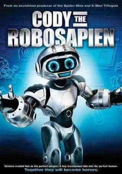Cody the robosapien cover image