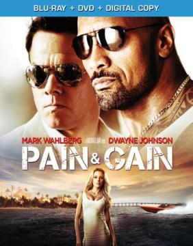 Pain & gain [Blu-ray + DVD combo] cover image