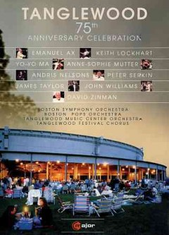Tanglewood 75th anniversary celebration cover image