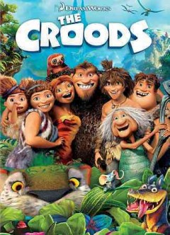 The Croods cover image