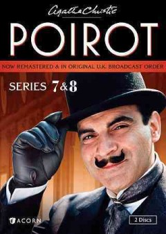 Agatha Christie Poirot. Seasons 7 & 8 cover image